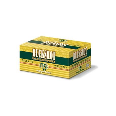 Grankulkės Buckshot 8,6mm. (11/0) 12/70